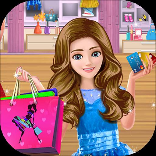 Девчонка в магазине - макияж и мода игра-одевалка и стиль