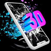 Параллакс 3D Обои-Живой Анимированный Фон HD