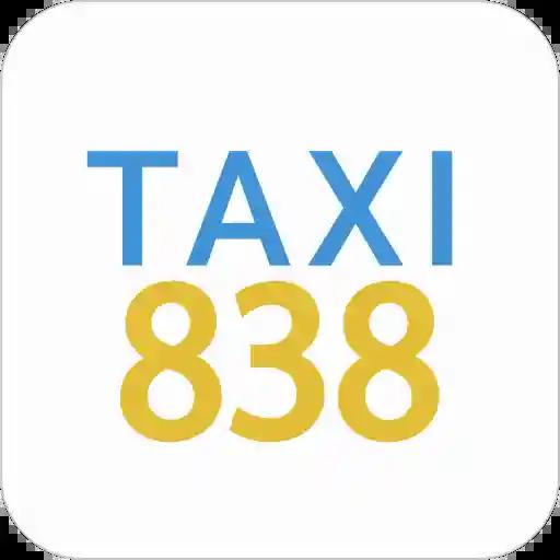 Taxi 838