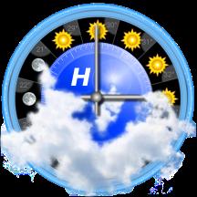 EWeather HDF: погода, качество воздуха, барометр, землетрясения