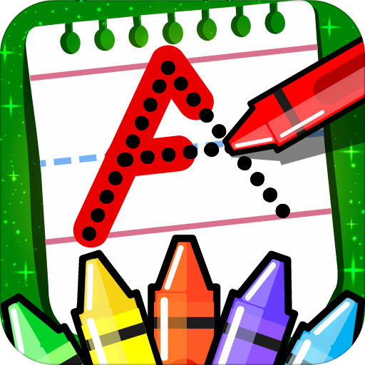 ABC PreSchool Kids Drawing and coloring pages
