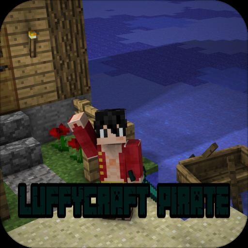 Luffycraft Pirate Pocket Edition