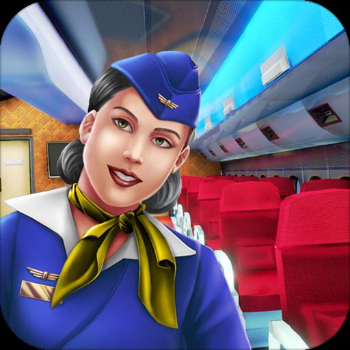 Flying Attendant - Air Hostess